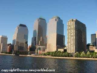 Pic of the World Financial Center.