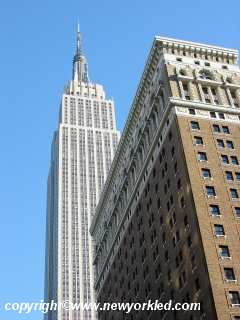The Empire State Building is still considered to be a major landmark throughout the world to this very day.
